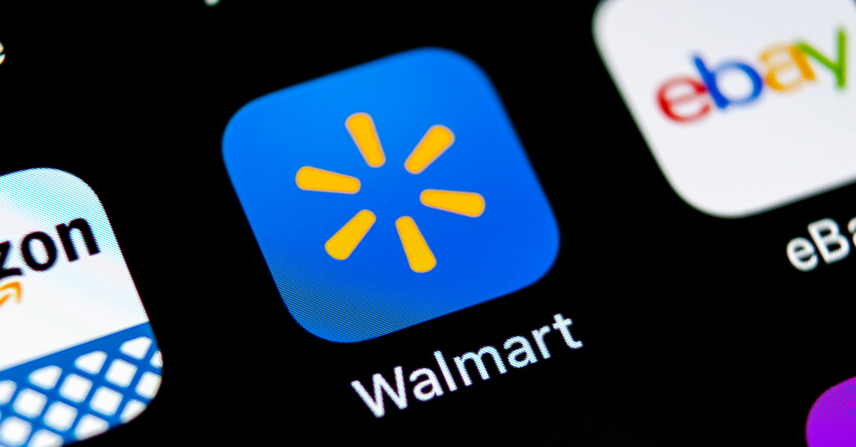 Walmart ecommerce bigger than eBay