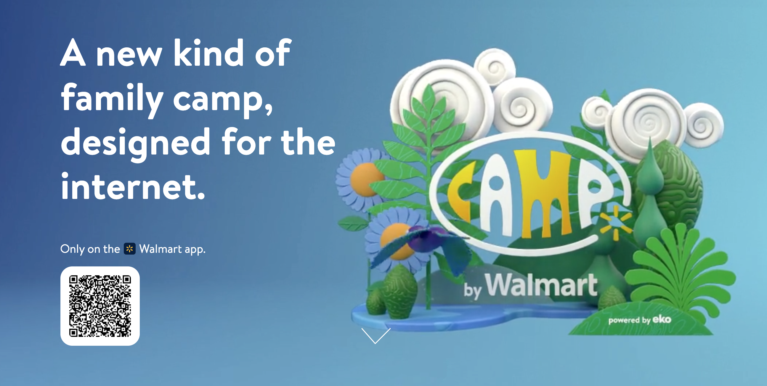 Camp by Walmart
