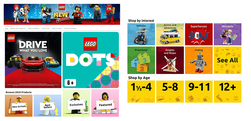Selling Toys & Games on Amazon branded storefront - Pattern Blog