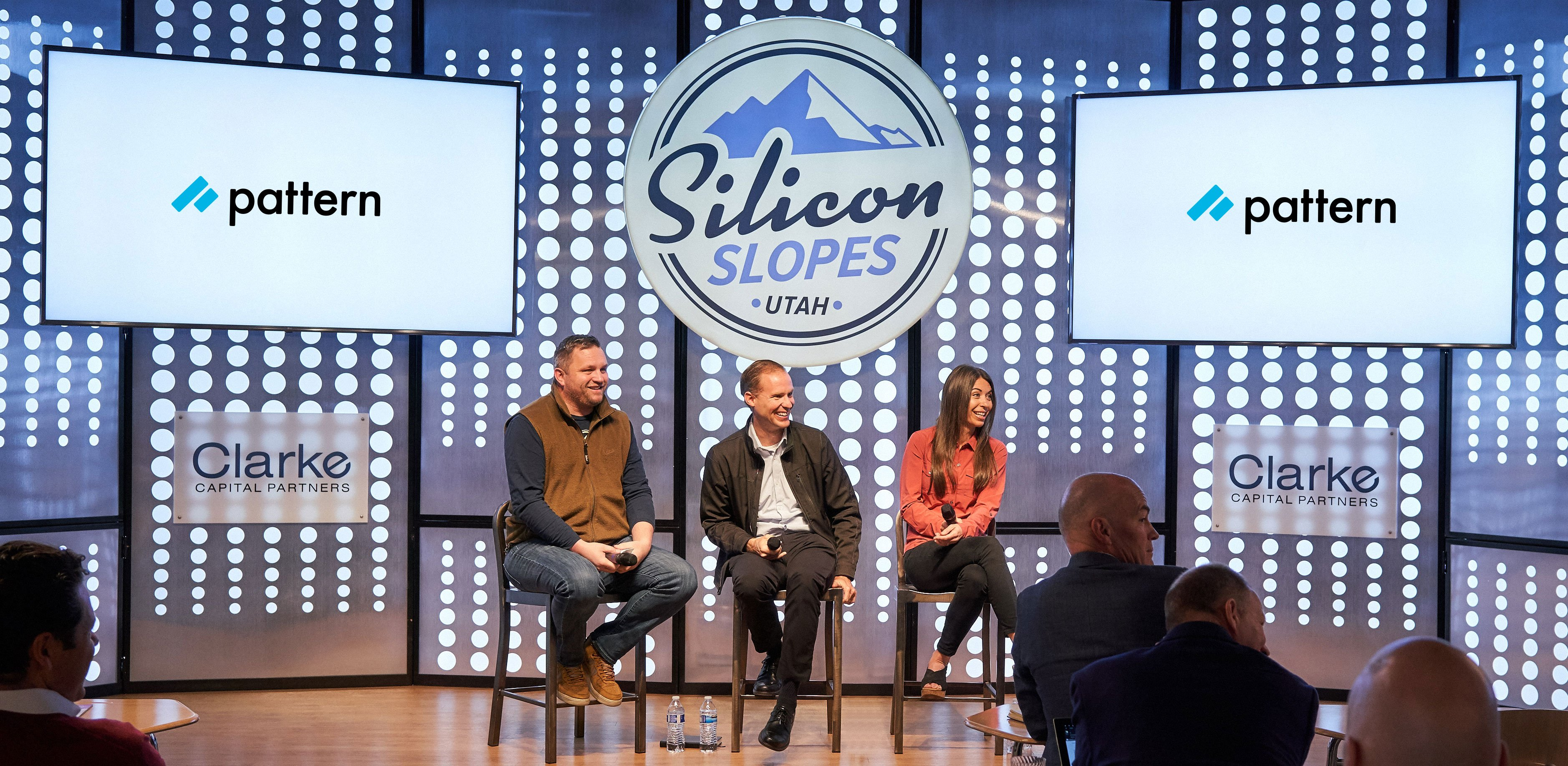 Pattern Founders, David Wright, Melania Alder, Silicon Slopes