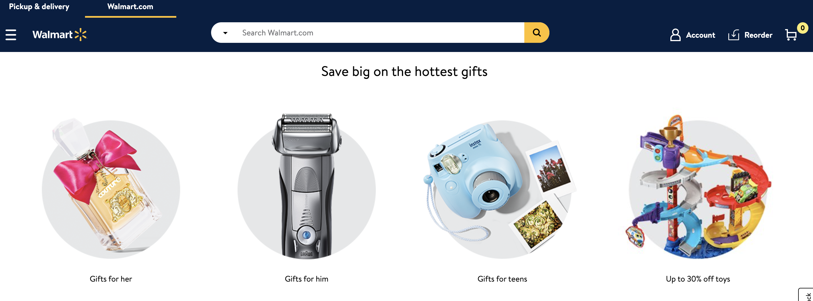 Walmart Holiday Deals for 2020 and Ecommerce Strategy | Pattern