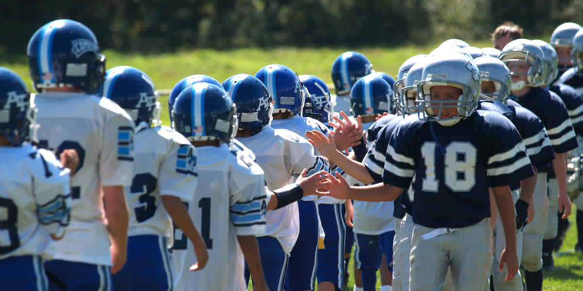 youth football 2020 season