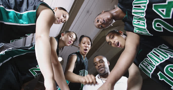 How to start a select basketball team