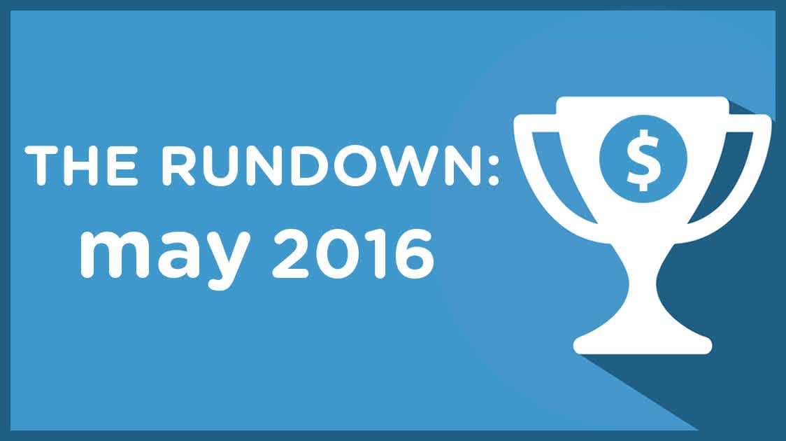 The Rundown: May 2016