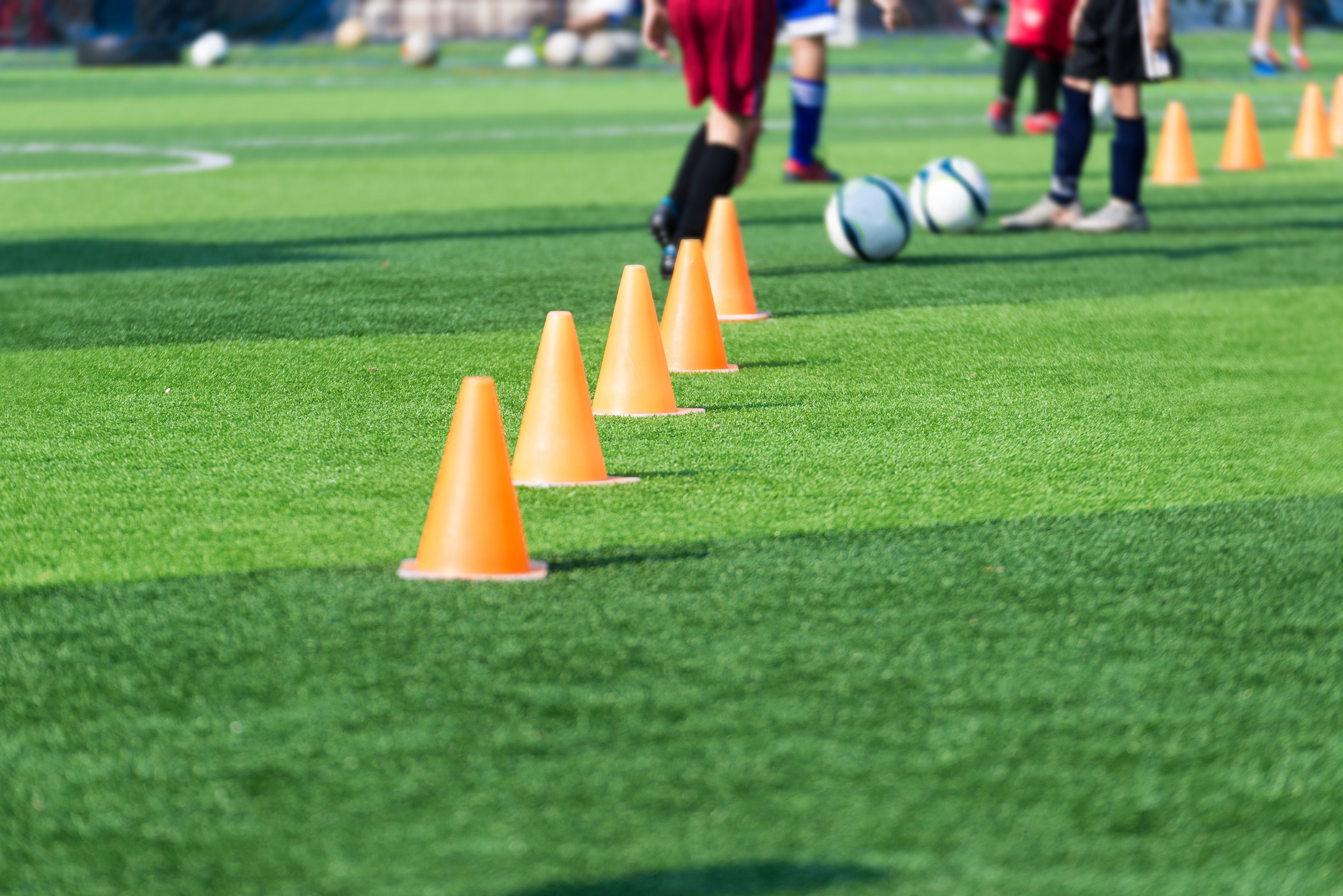 Youth Soccer Drills
