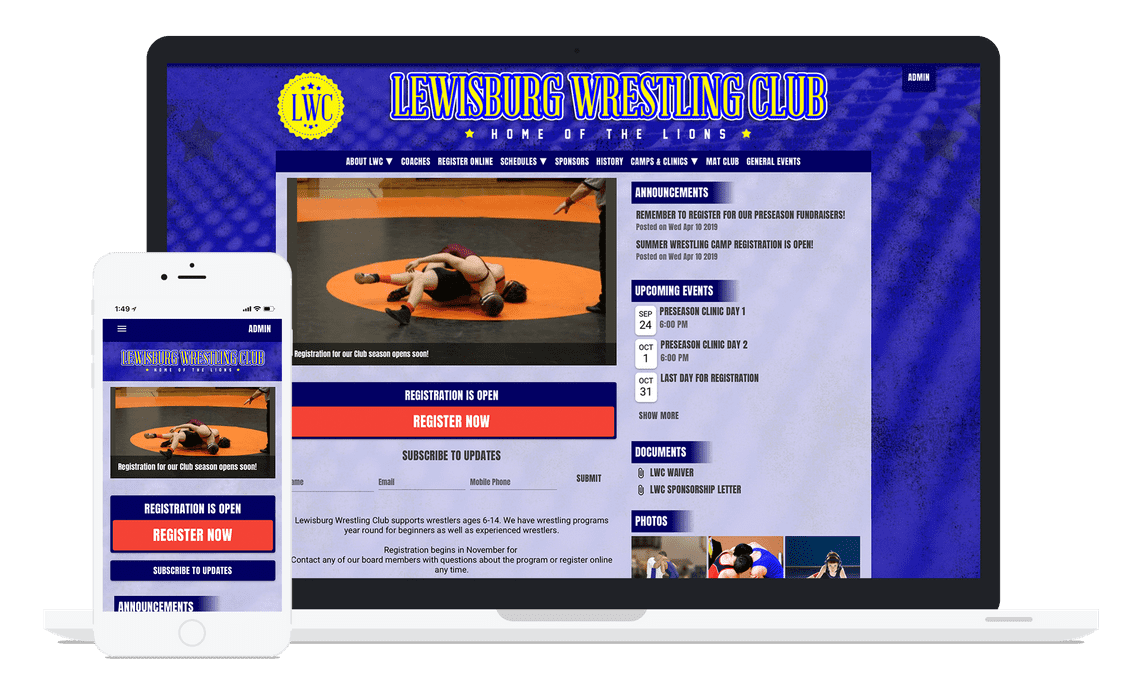 wrestling-laptop-mobile-mockup