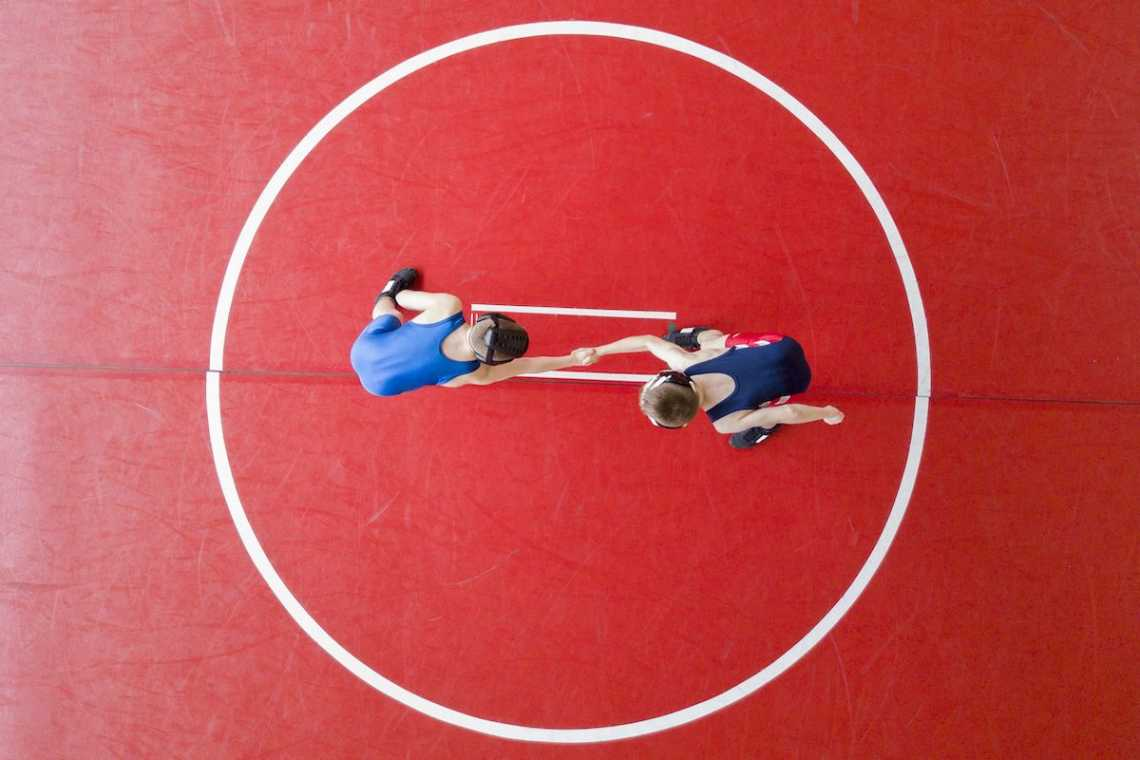 10 Top Youth Wrestling Drills and Workouts for Coaches