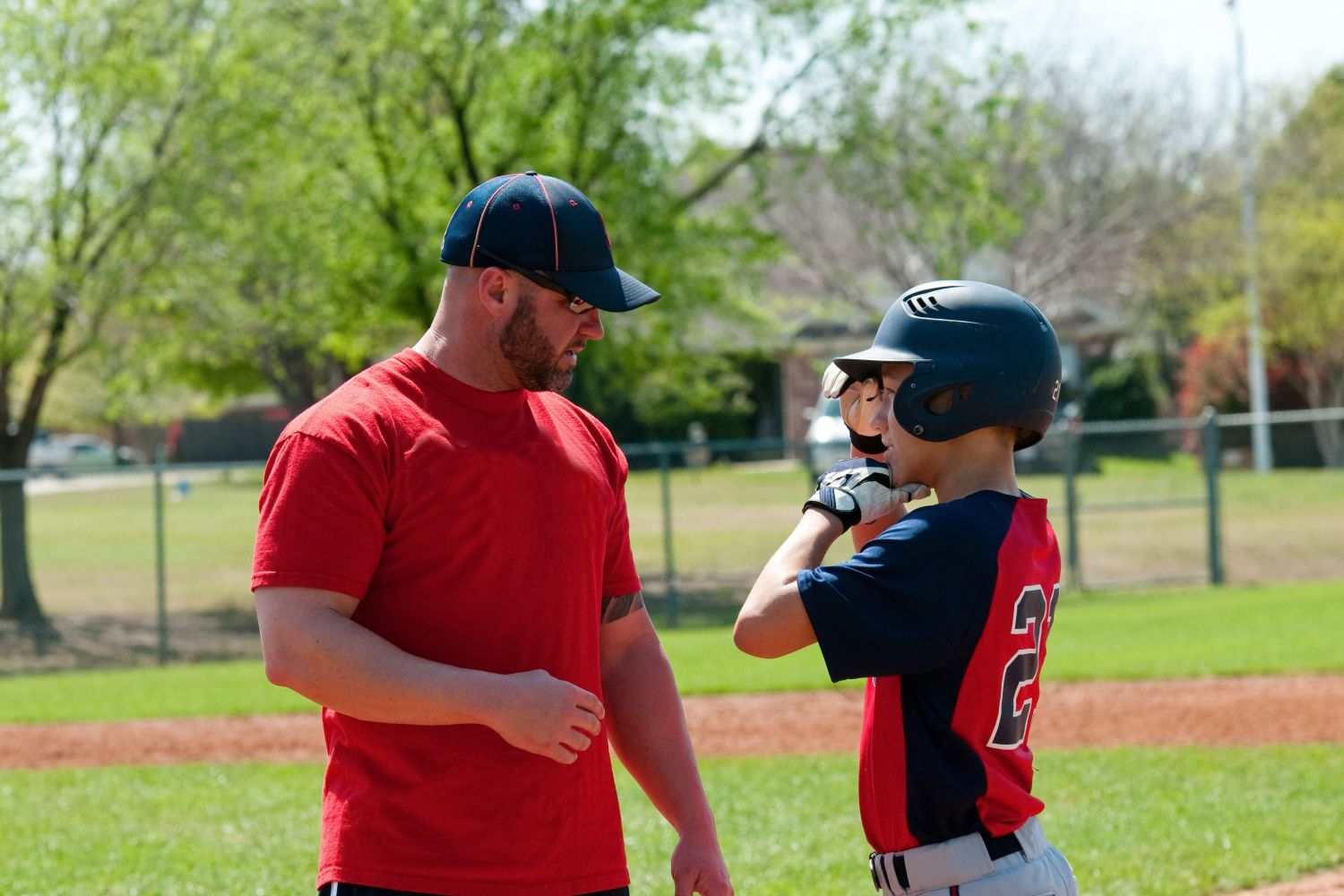 Youth Baseball Clinics