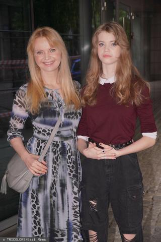 Olga Borys z córką 1 - ea