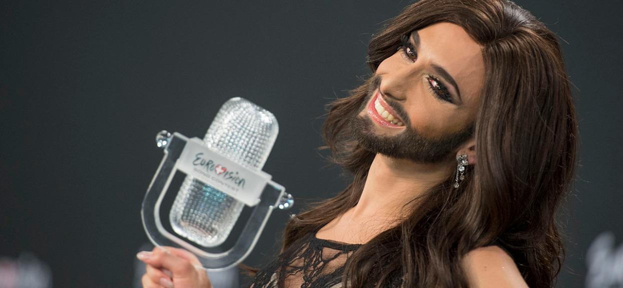 Conchita Wurst przeszła metamorfozę. Nie wygląda jak na Eurowizji