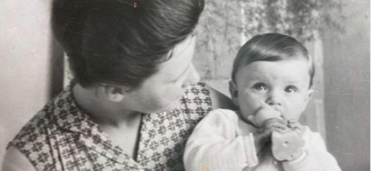 Małgorzata ostrowska-królikowska jako dziecko