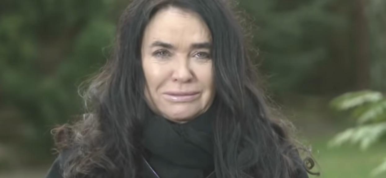 Ewa Krawczyk o ostatnich chwilach swojego męża