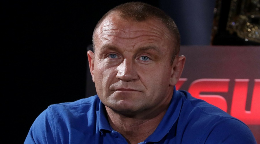 Mariusz Pudzianowski wspomina pobyt w więzieniu