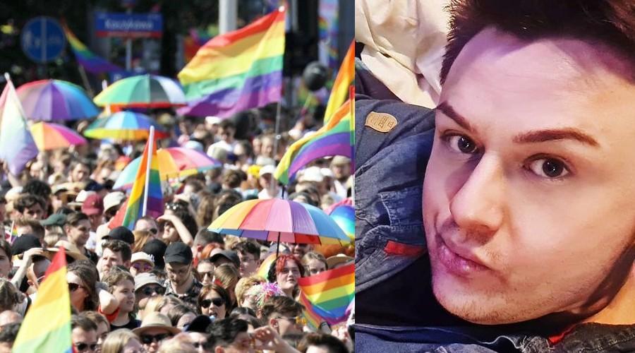 Łukasz Rembas o LGBT