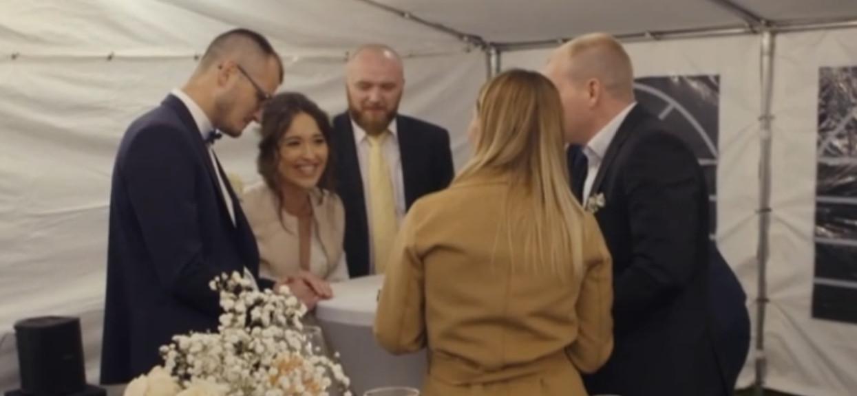 Ślub od pierwszego wejrzenia - wpadka