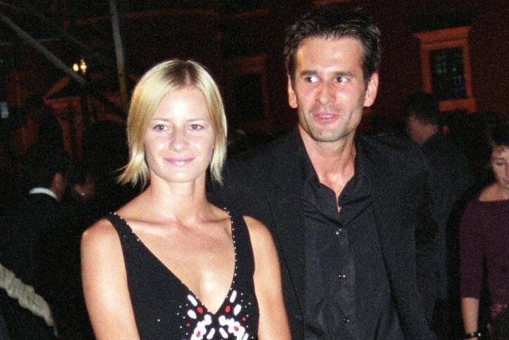 Małgorzata Kożuchowska i Marek Straszewski