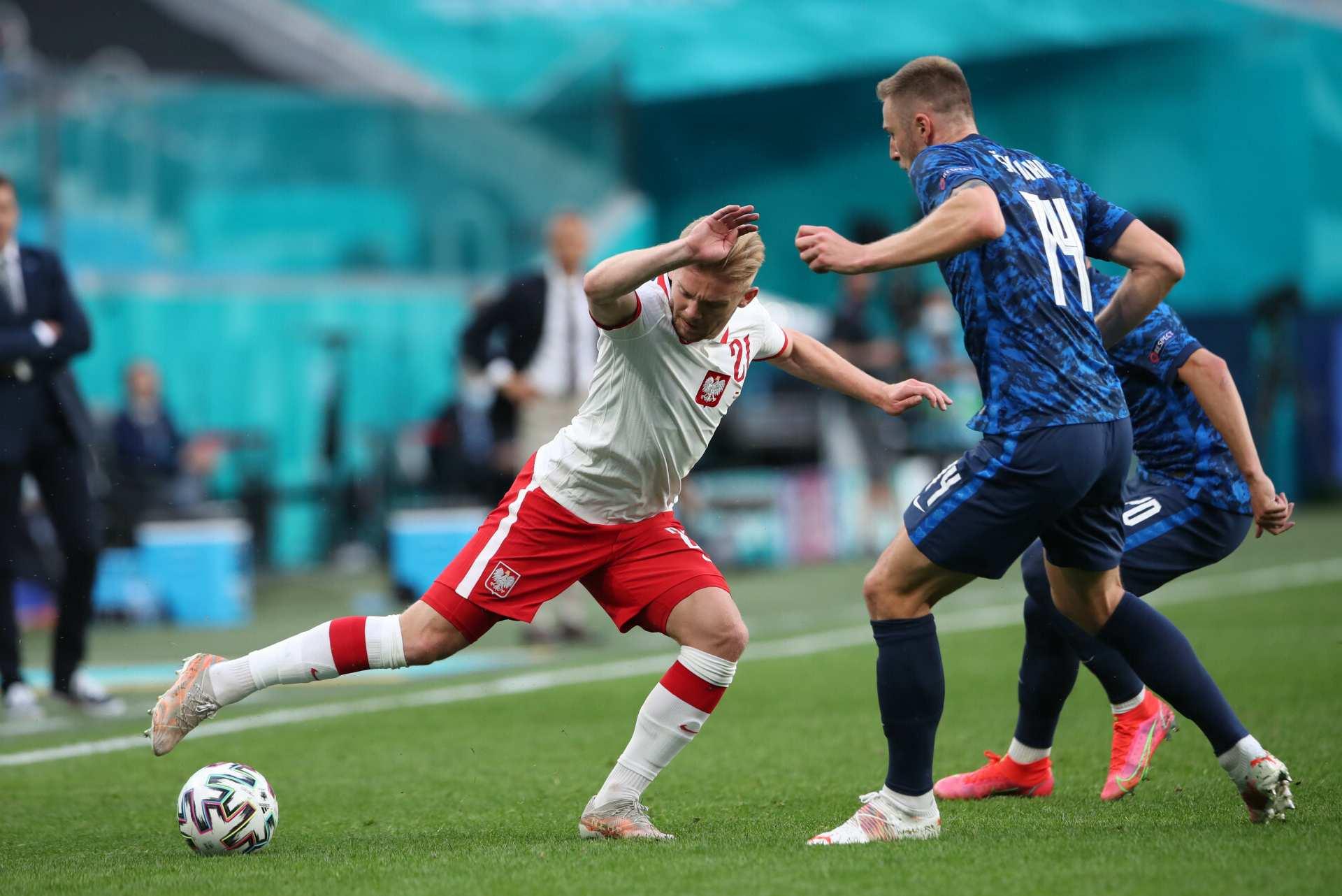 Tomasz Smokowski o Polakach na Euro 2020