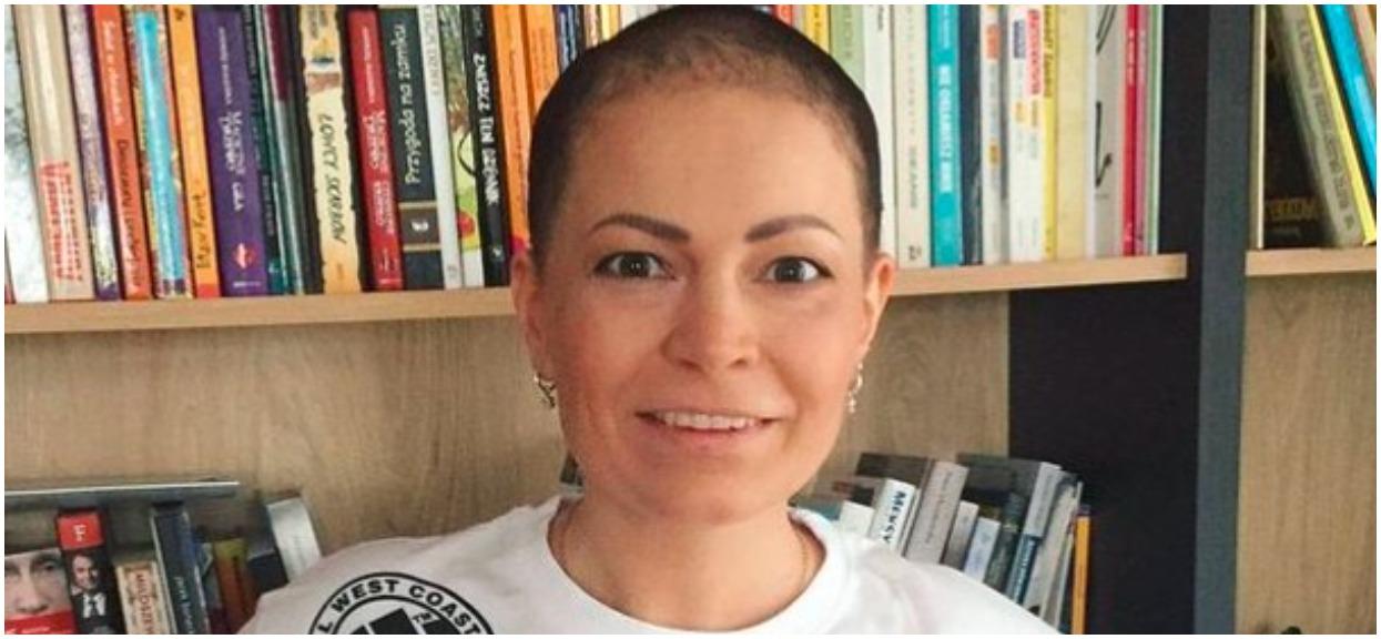 Joanna Górska wygrała z rakiem
