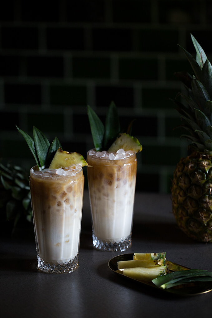 pineapple downer drinks