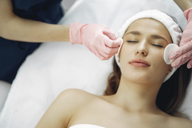 Skin Glowing Party Treatments