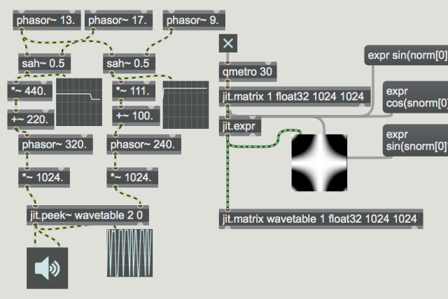 Create Sounds with Jitter