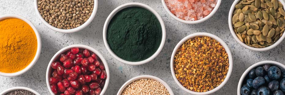 Top 8 Superfoods for 2020