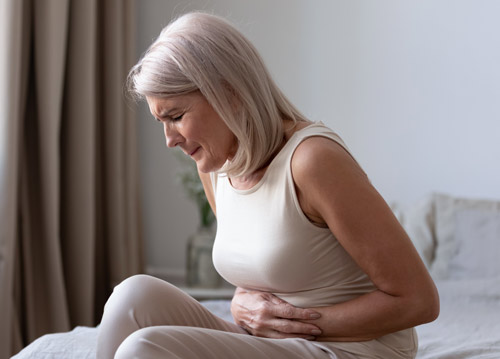 Menopause changes to menstruation