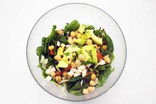 vitamin b6 food with chickpeas