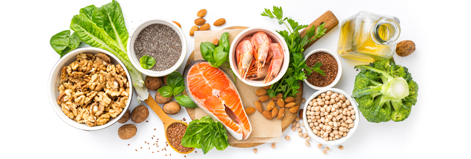 Three key benefits of omega-3