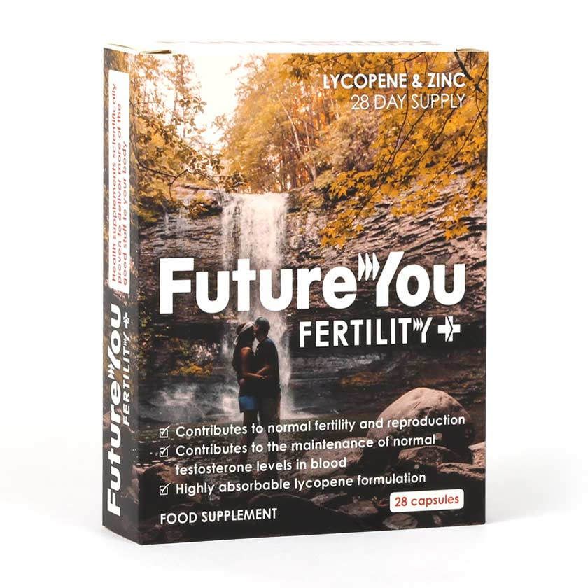 LactoLycopene Fertiliy-plus FutureYou Cambridge