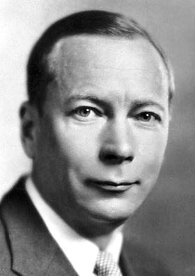 Professor Henrik Dam, Danish scientist