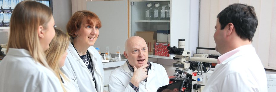 Professor Allan Pacey, Dr Liz Williams and their research team at the University of Sheffield speak with Adam Cleevely, CEO of FutureYou Cambridge