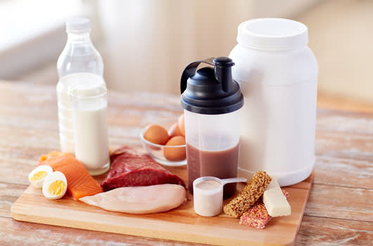 protein to maintain muscle