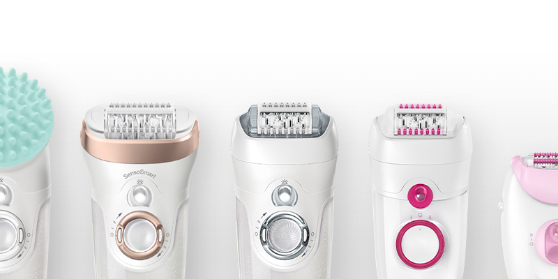 Braun Silk-épil epilators