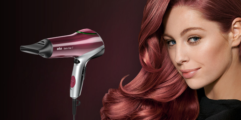 Braun Satin Hair 7 Colour 炫髮護色電風筒