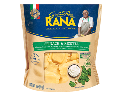 Pasta and Sauces - Giovanni Rana