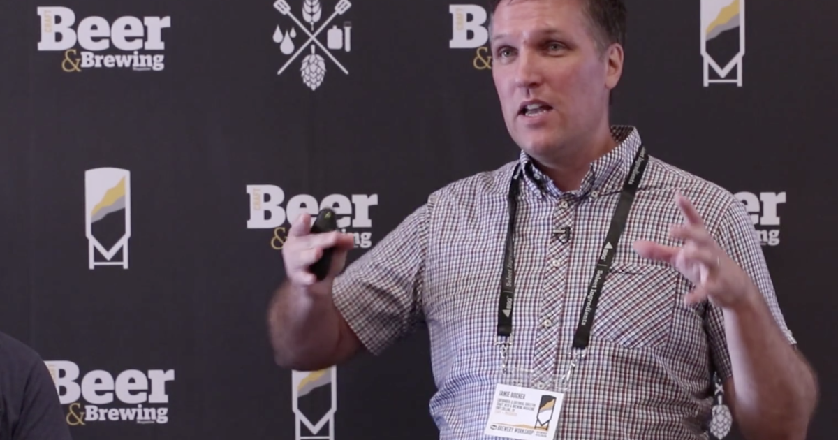 Branding Your Brewery: Your Brand Is Not Your Logo (Video)
