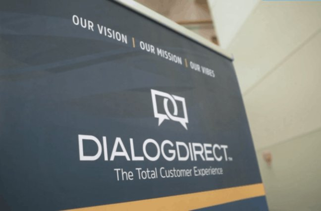 Dialog Direct artboard
