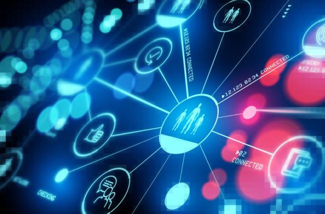 Customer Experience Analysis Virtual Background