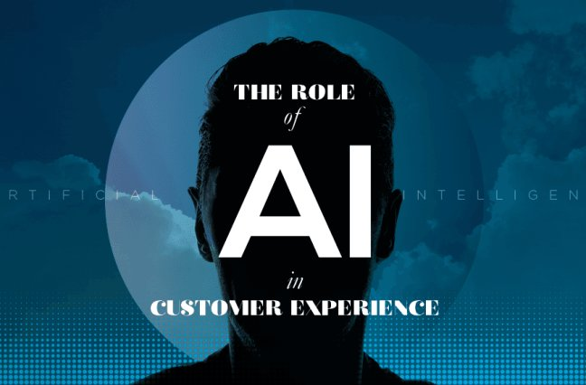 AI in the customer experience