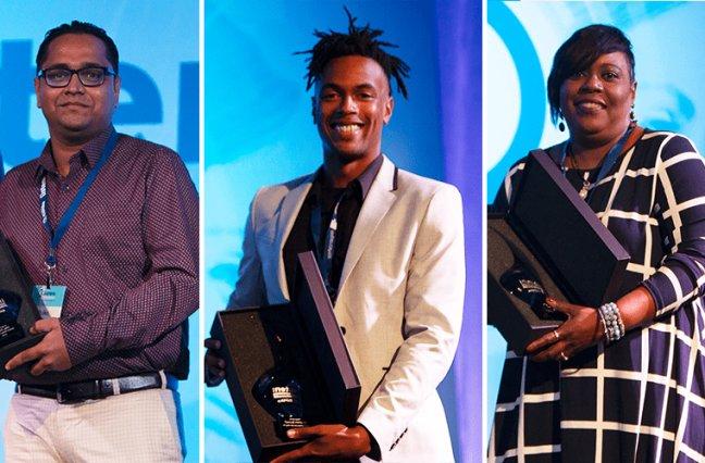 LISTEN Award winners