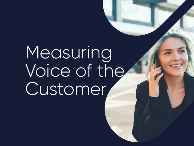 Measuring Voice of the Customer: Data-Driven Strategies & Tools to Unlock Voice of the Customer Insights