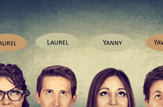 Yanny Laurel debate