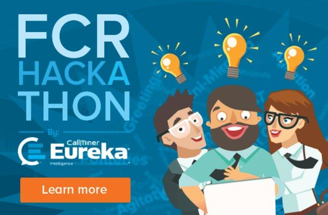 FCR Hackathon graphic