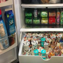CallMiner stock refrigerator