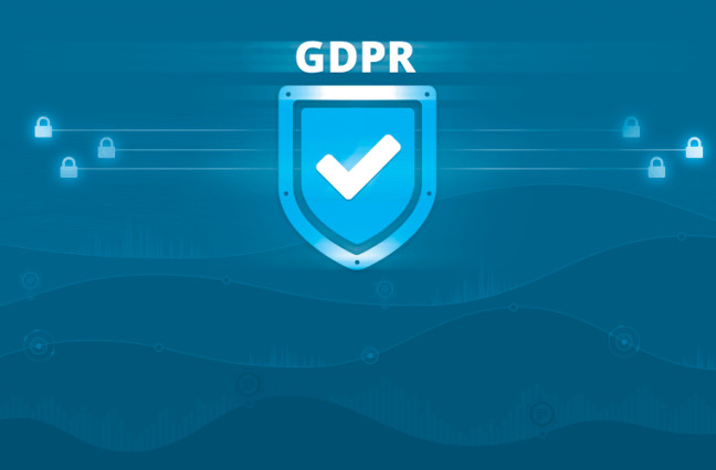 General Data Protection Regulation graphic