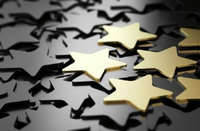 exceptional customer service gold stars
