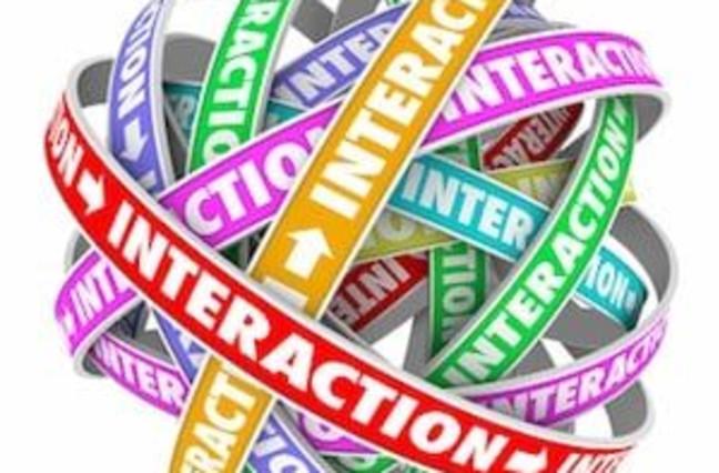 Omnichannel Customer Engagement rubberband ball