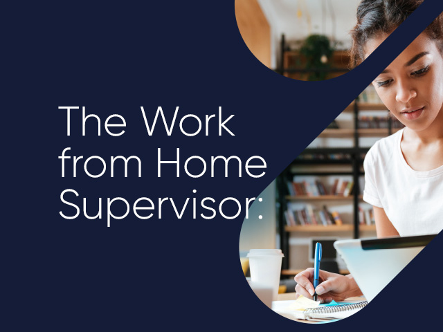 Work from Home Contact Center Supervisor
