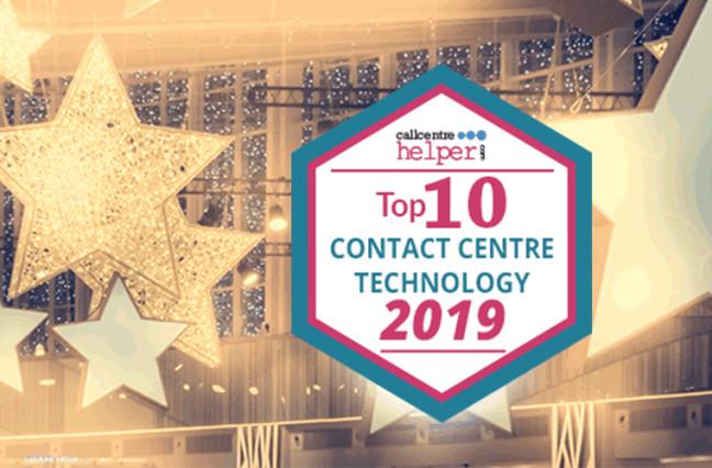 CallCentre Helper Top 10 Awards